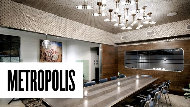 Press: Hospitality's New Wave- Five American Studios to Watch