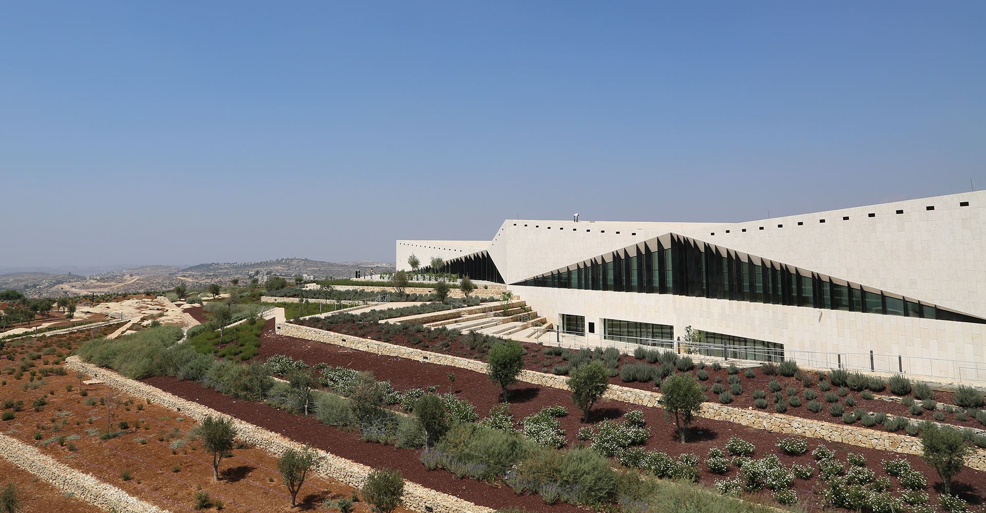 Art: What is in the Palestinian Museum?