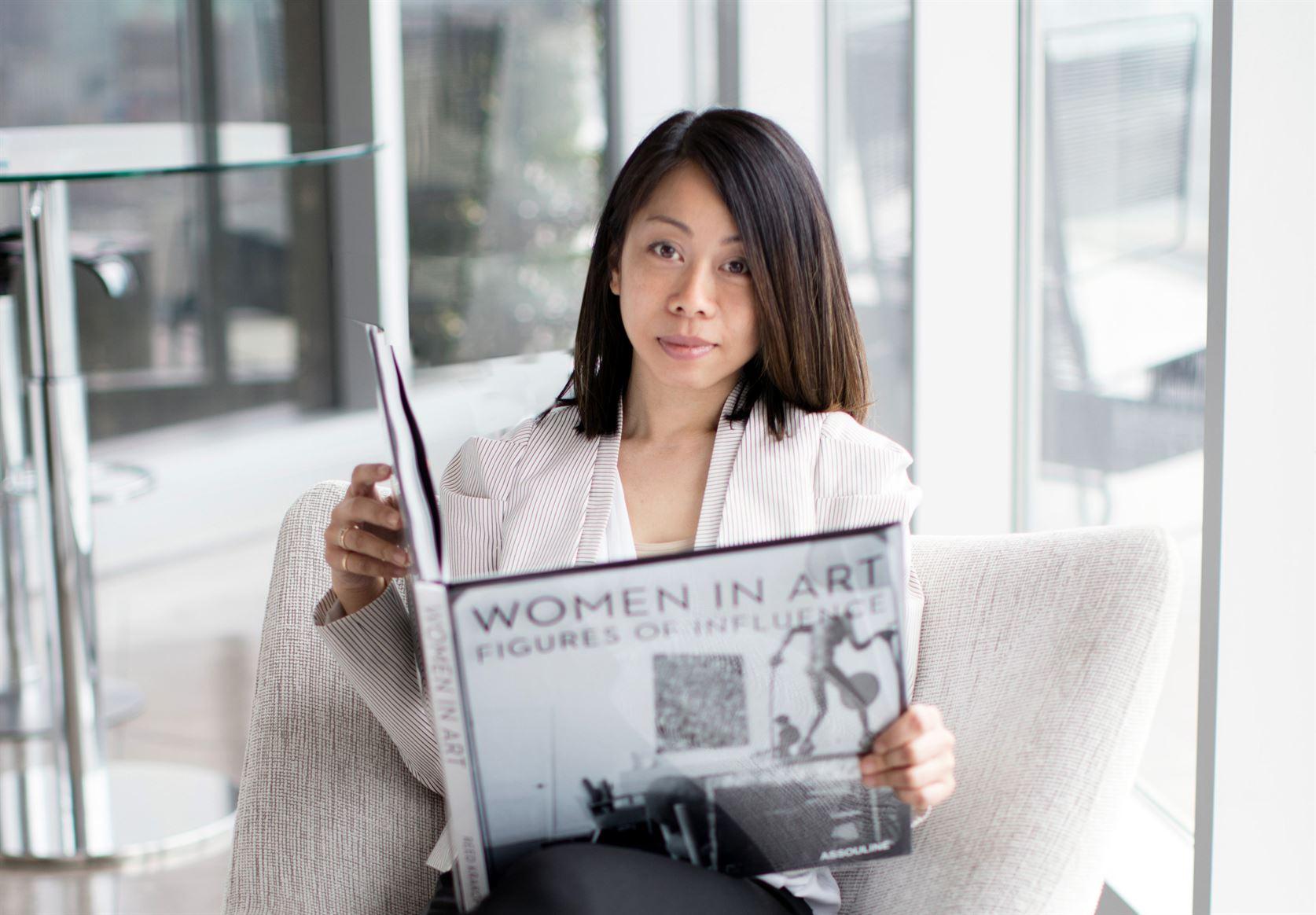 Profile: Helen Homan Wu