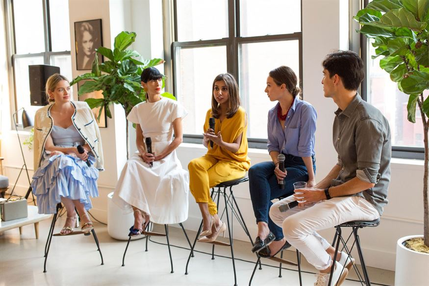 inside the best coworking space in NYC