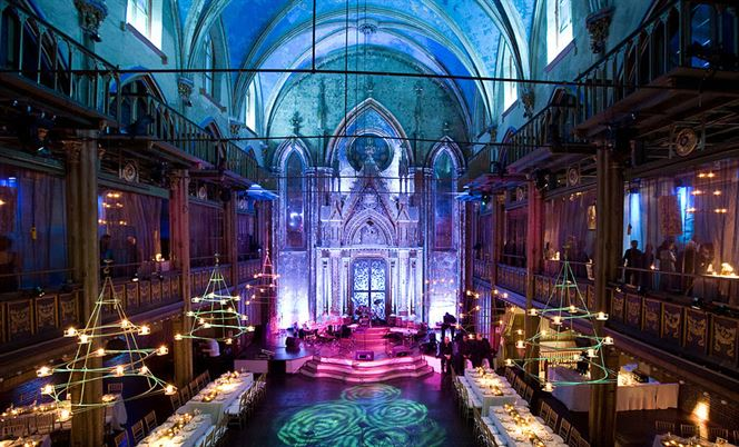 Angel-Orensanz, one of NYC Event Spaces