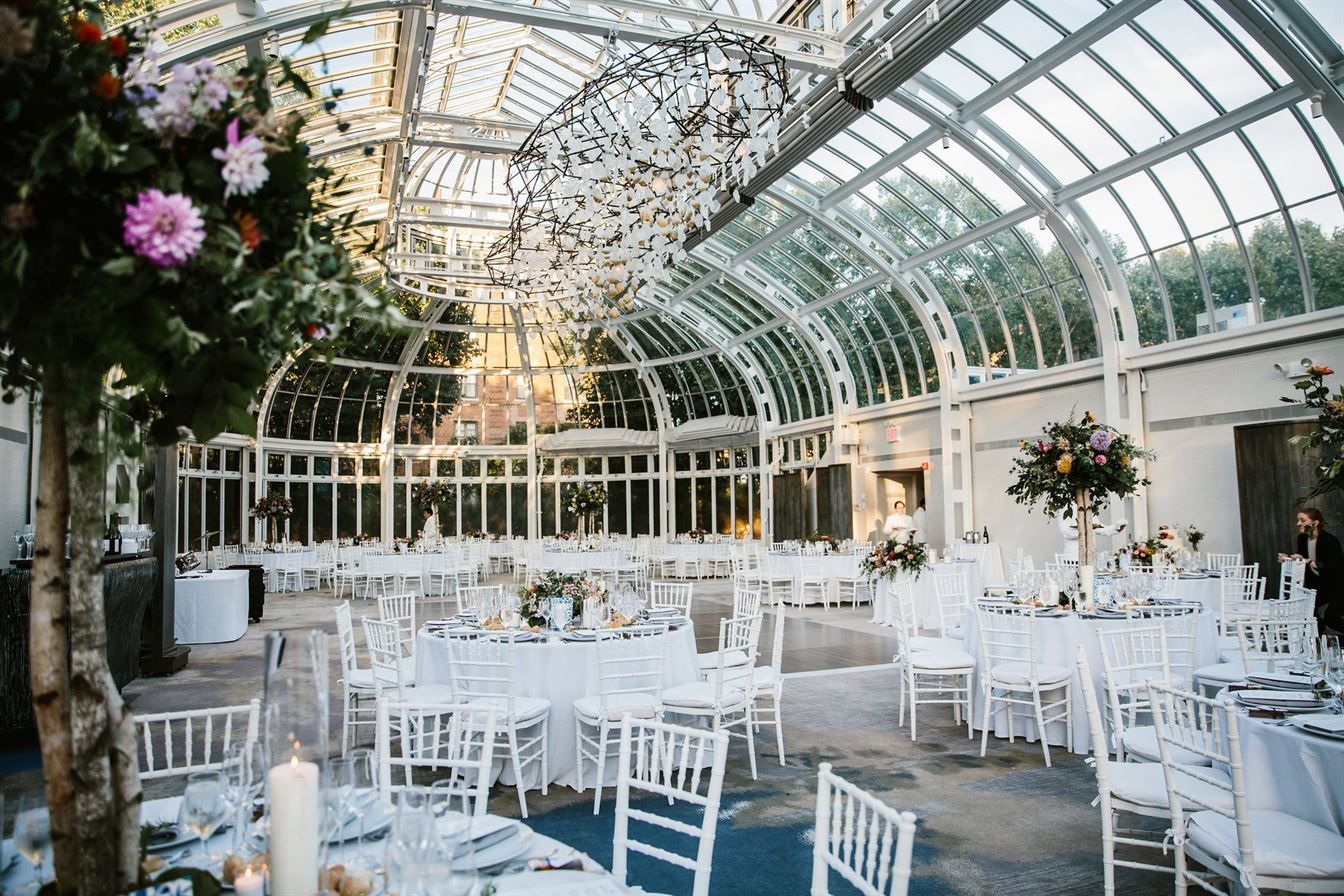 Brooklyn Botanic Garden, one of NYC Event Spaces