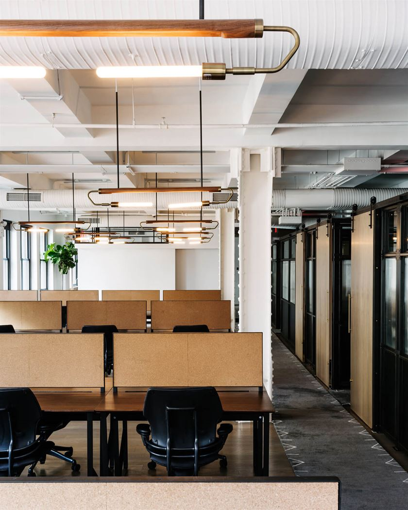 Design; NYC Office Space