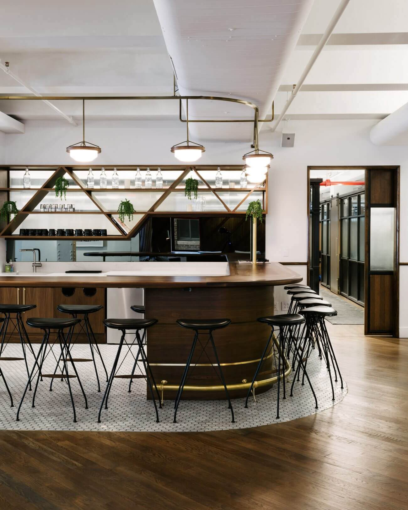 Design; NYC Office