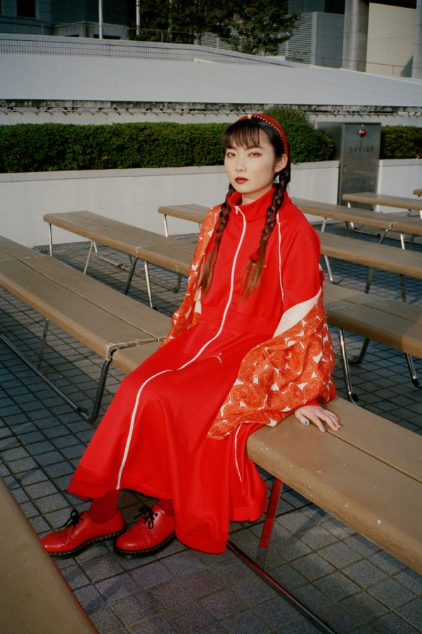 Bunka Fashion Student