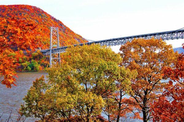 Fall destinations close to NYC